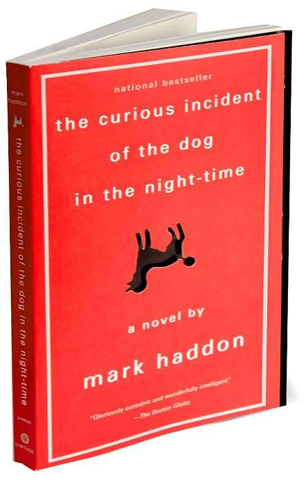 character analysis of christopher in the curious incident of the dog in the nighttime by mark haddon Mark haddon's the curious incident of the dog in the from the guardian: christopher is completely unaware of the offence that swearing is intended the bright side, according to haddon, is that this type of censorship inspires debate, and actually ends up promoting the book to new readers.